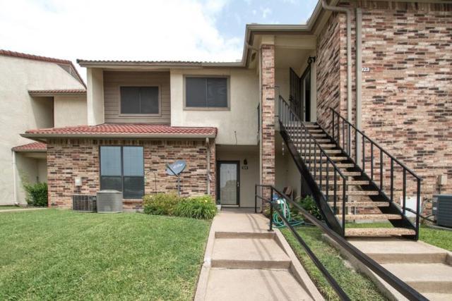 925 Turtle Cove #135, Irving, TX 75060 (MLS #13916568) :: Team Hodnett