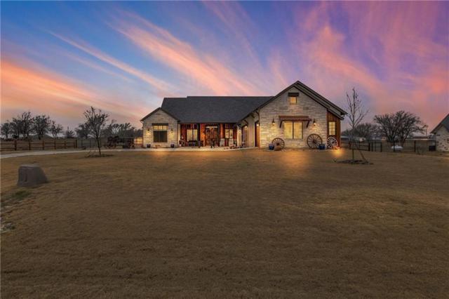 108 Lone Star Way, Godley, TX 76044 (MLS #13916592) :: Team Hodnett