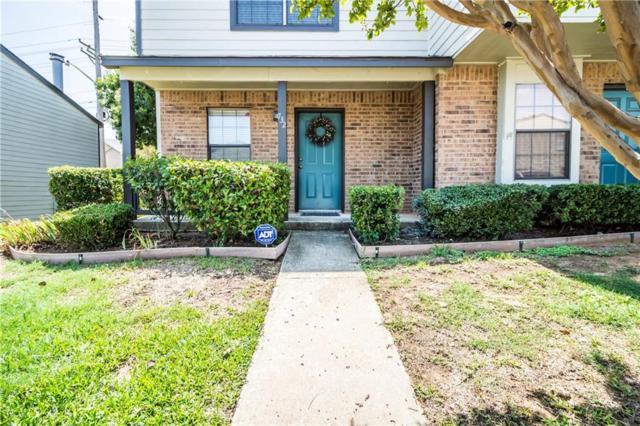 732 W Collins Street, Denton, TX 76201 (MLS #13916596) :: The Hornburg Real Estate Group