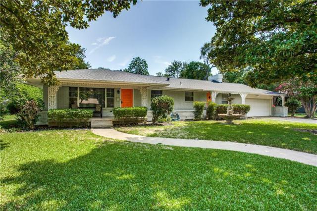 716 Mayrant Drive, Dallas, TX 75224 (MLS #13916620) :: The Hornburg Real Estate Group