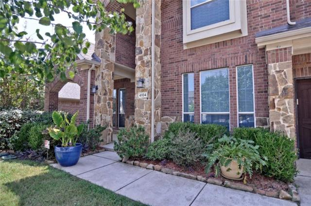 4104 Bonita Avenue, Denton, TX 76210 (MLS #13916685) :: North Texas Team | RE/MAX Advantage