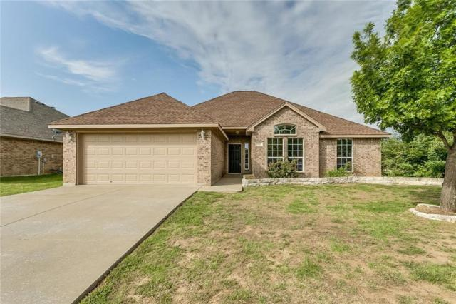 737 Blue Marlin Drive, Burleson, TX 76028 (MLS #13916712) :: The Hornburg Real Estate Group