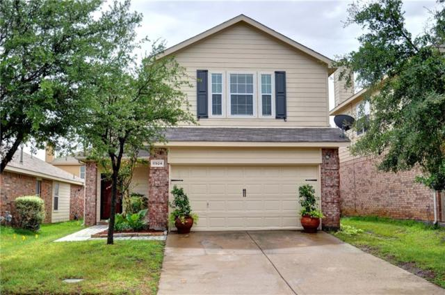 11924 Grizzly Bear Drive, Fort Worth, TX 76244 (MLS #13916730) :: The Hornburg Real Estate Group