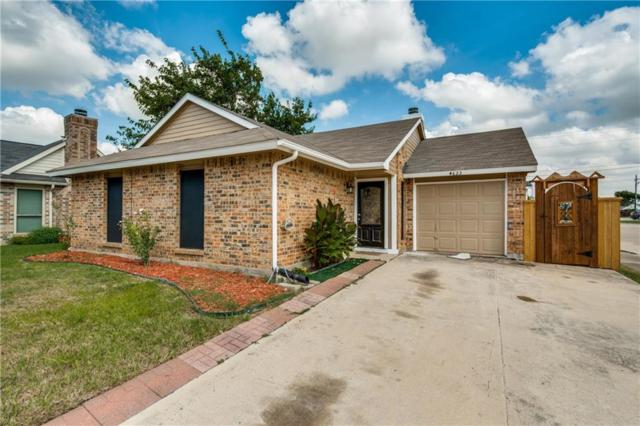 4622 Larner Street, The Colony, TX 75056 (MLS #13916773) :: RE/MAX Town & Country