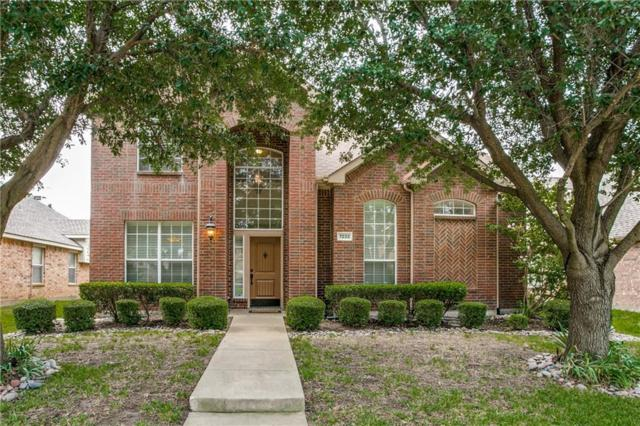 7233 Waterlily Lane, Frisco, TX 75033 (MLS #13916794) :: The Hornburg Real Estate Group