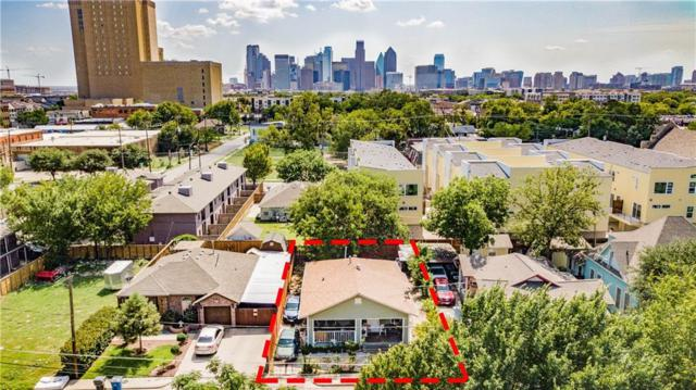 1515 Holly Avenue, Dallas, TX 75204 (MLS #13916810) :: Team Hodnett