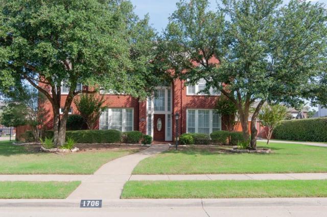 1706 Water Lily Drive, Southlake, TX 76092 (MLS #13916822) :: RE/MAX Landmark