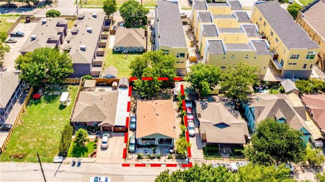 1515 Holly Avenue, Dallas, TX 75204 (MLS #13916829) :: The Real Estate Station