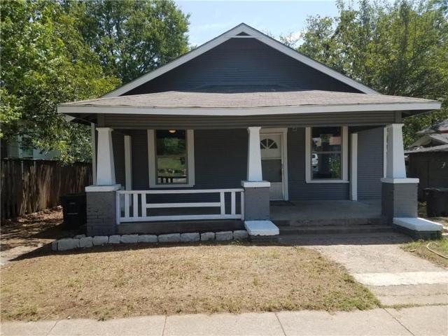 1104 Elmwood Avenue, Fort Worth, TX 76104 (MLS #13916836) :: RE/MAX Landmark