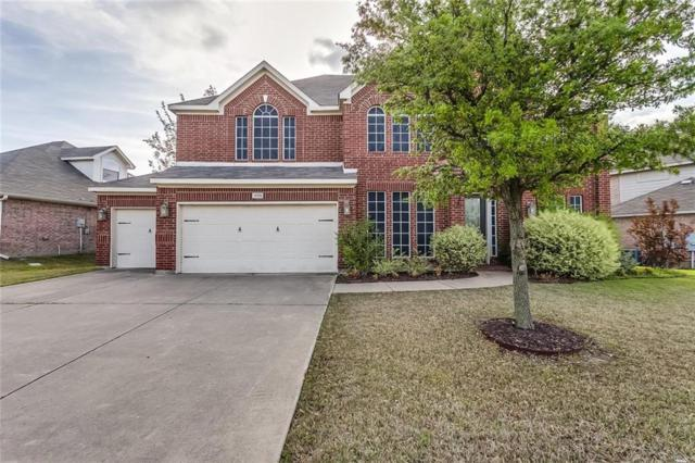1008 Fox Willow Court, Burleson, TX 76028 (MLS #13916903) :: The Hornburg Real Estate Group
