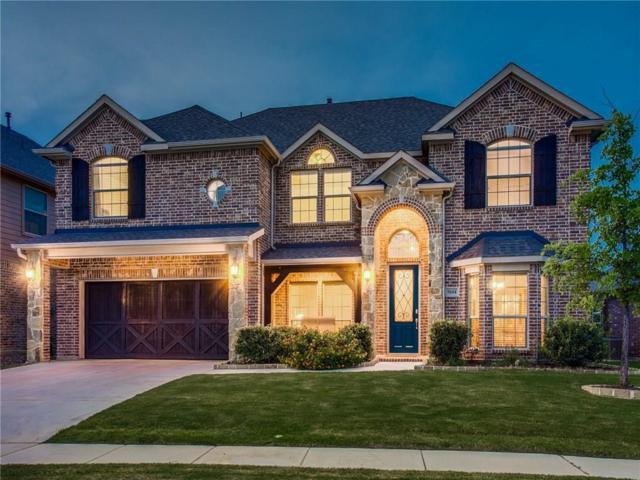 9604 Makiposa Lane, Fort Worth, TX 76177 (MLS #13916923) :: Robinson Clay Team