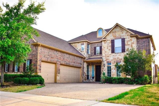 4019 Victory Drive, Frisco, TX 75034 (MLS #13916964) :: Frankie Arthur Real Estate
