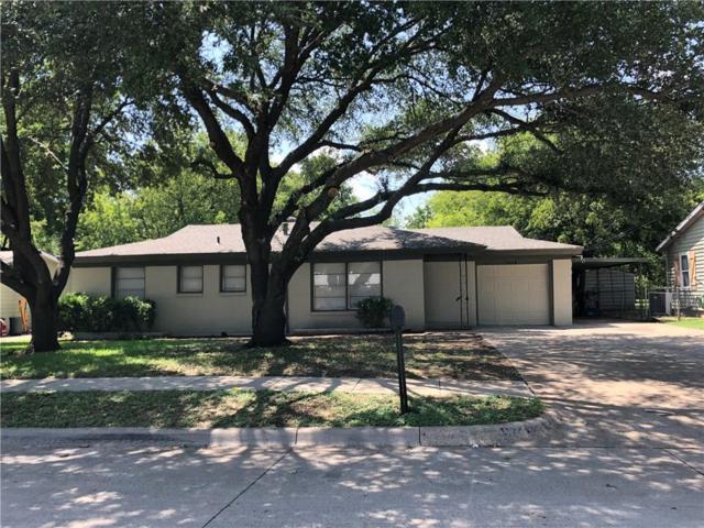 1026 Warden Street, Benbrook, TX 76126 (MLS #13916968) :: The Hornburg Real Estate Group