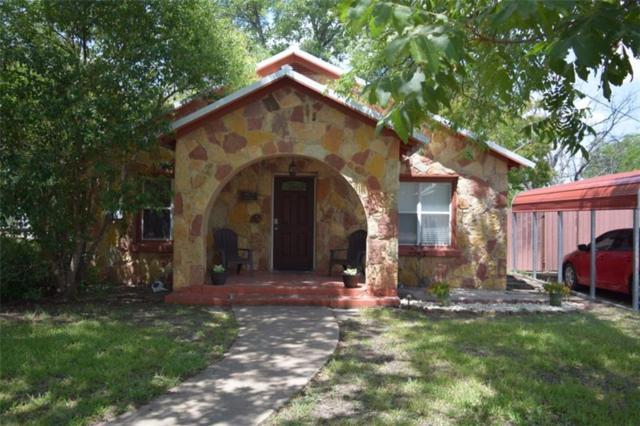 409 E 7th Street, Coleman, TX 76834 (MLS #13916981) :: Kimberly Davis & Associates
