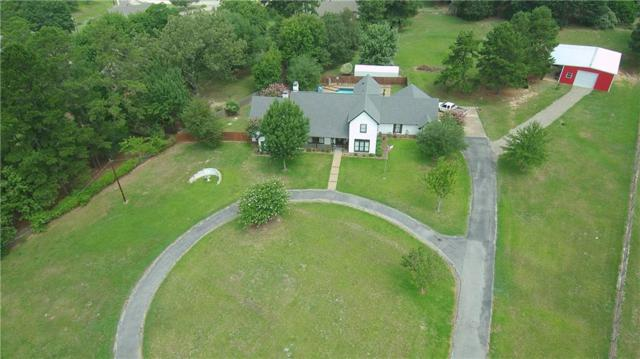 10010 County Road 1273, Flint, TX 75762 (MLS #13916991) :: The Real Estate Station