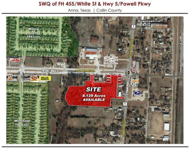 317 W White Street, Anna, TX 75409 (MLS #13917028) :: The Real Estate Station
