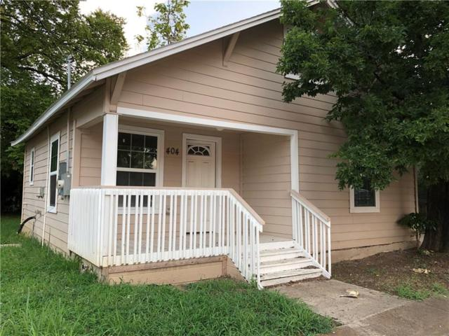 404 Short Street, Mckinney, TX 75069 (MLS #13917067) :: Robinson Clay Team