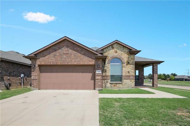 1325 Fallow Deer Drive, Fort Worth, TX 76028 (MLS #13917104) :: Team Hodnett
