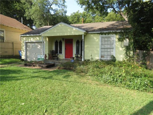 1918 Lakeland Drive, Dallas, TX 75218 (MLS #13917152) :: NewHomePrograms.com LLC