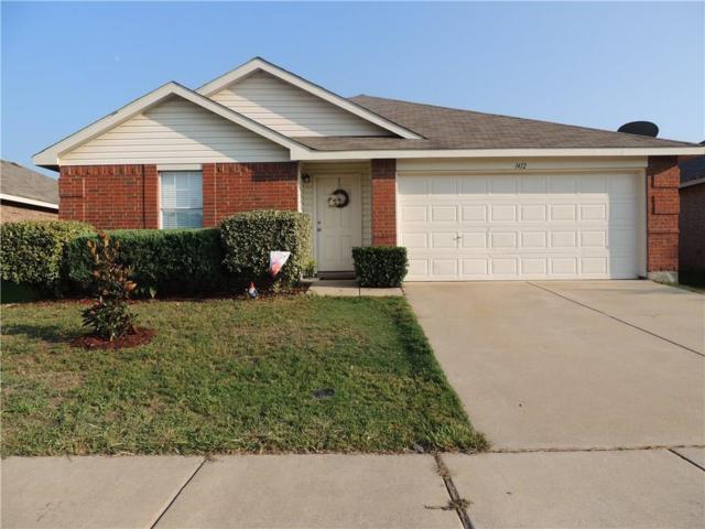 1412 Queens Brook Lane, Fort Worth, TX 76140 (MLS #13917157) :: Century 21 Judge Fite Company