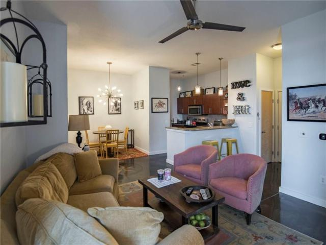 201 W Lancaster Avenue #313, Fort Worth, TX 76102 (MLS #13917240) :: The Mitchell Group