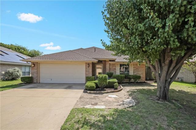 145 Roberts Drive, Saginaw, TX 76179 (MLS #13917270) :: RE/MAX Town & Country