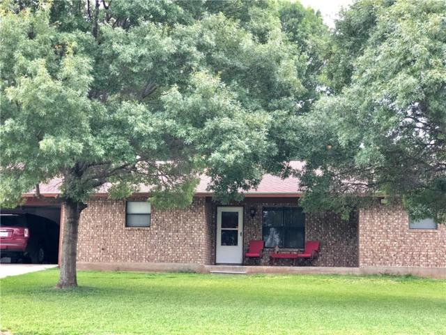 104 Shenandoah Drive, Comanche, TX 76442 (MLS #13917425) :: Robbins Real Estate Group
