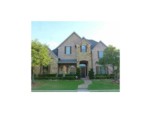 4531 Newcastle Drive, Frisco, TX 75034 (MLS #13917487) :: NewHomePrograms.com LLC