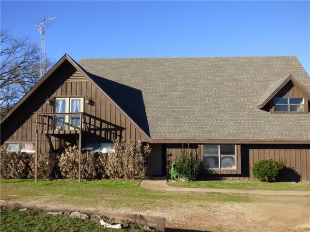 1252 Cr 1655, Mount Pleasant, TX 75455 (MLS #13917671) :: Lynn Wilson with Keller Williams DFW/Southlake