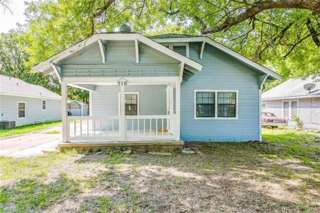 716 E Franklin Street, Hillsboro, TX 76645 (MLS #13917678) :: RE/MAX Pinnacle Group REALTORS