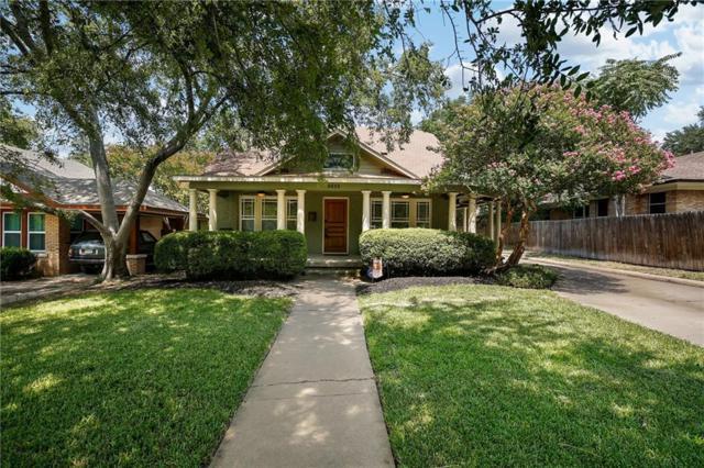 5533 Belmont Avenue, Dallas, TX 75206 (MLS #13917873) :: RE/MAX Town & Country