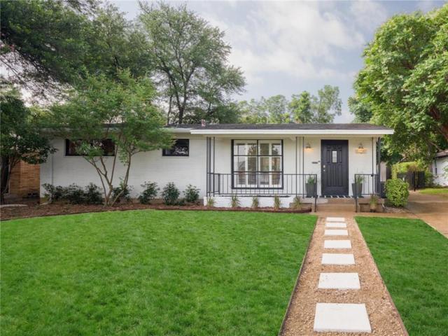 6428 E Lovers Lane, Dallas, TX 75214 (MLS #13917963) :: RE/MAX Landmark