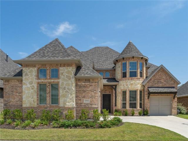 5713 Heron Drive E, Colleyville, TX 76034 (MLS #13918009) :: Team Hodnett