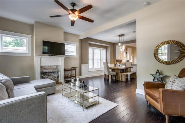342 S Edgefield Avenue, Dallas, TX 75208 (MLS #13918056) :: RE/MAX Landmark