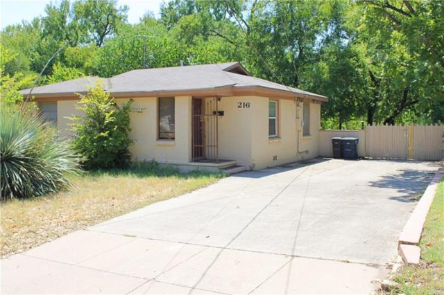 216 Westfork Drive, Fort Worth, TX 76114 (MLS #13918076) :: The Heyl Group at Keller Williams