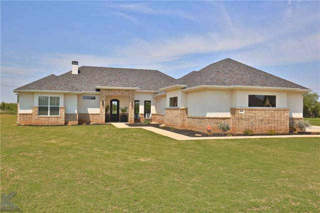 218 Angie Lane, Abilene, TX 79602 (MLS #13918105) :: RE/MAX Town & Country