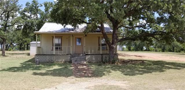 201 Oilfield Road, Jacksboro, TX 76458 (MLS #13918145) :: North Texas Team | RE/MAX Advantage
