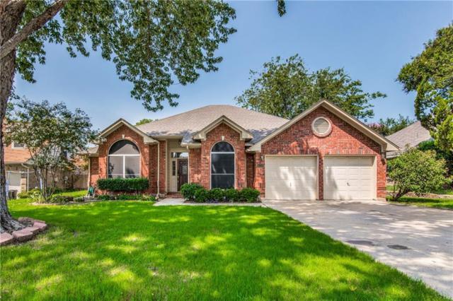 4218 Hearthside Drive, Grapevine, TX 76051 (MLS #13918167) :: The Chad Smith Team
