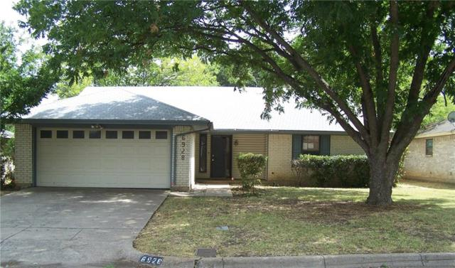 6928 Loma Vista Drive, Fort Worth, TX 76133 (MLS #13918222) :: The Paula Jones Team | RE/MAX of Abilene