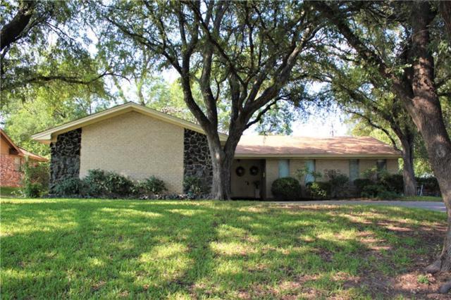 8012 Chapin Road, Benbrook, TX 76116 (MLS #13918236) :: RE/MAX Landmark