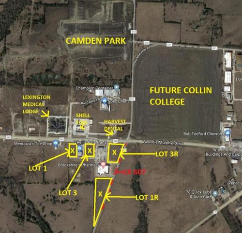 Lot 1R County Road 607, Farmersville, TX 75442 (MLS #13918253) :: Century 21 Judge Fite Company