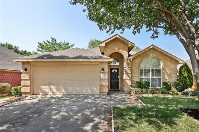 9109 Saranac Trail, Fort Worth, TX 76118 (MLS #13918288) :: RE/MAX Town & Country