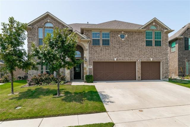 13909 Sparrow Hill Drive, Little Elm, TX 75068 (MLS #13918419) :: The Chad Smith Team