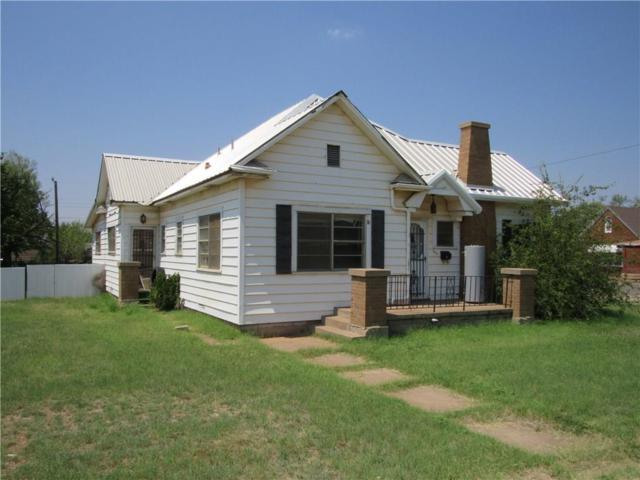602 Commercial Avenue, Anson, TX 79501 (MLS #13918435) :: The Tonya Harbin Team