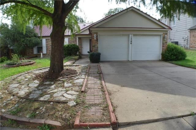 1706 Pleasant Trail, Euless, TX 76039 (MLS #13918583) :: RE/MAX Town & Country