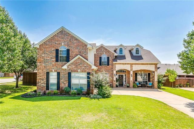 816 Ridge Crest Drive, Burleson, TX 76028 (MLS #13918637) :: Frankie Arthur Real Estate