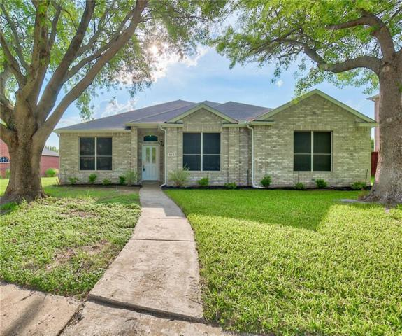 516 Onyx Court, Mesquite, TX 75149 (MLS #13918680) :: RE/MAX Town & Country