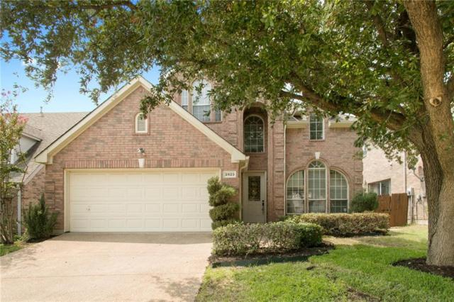 2923 Waterford Drive, Irving, TX 75063 (MLS #13918707) :: The Chad Smith Team