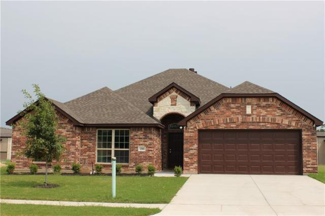 238 Marina Drive, Azle, TX 76020 (MLS #13918708) :: RE/MAX Town & Country