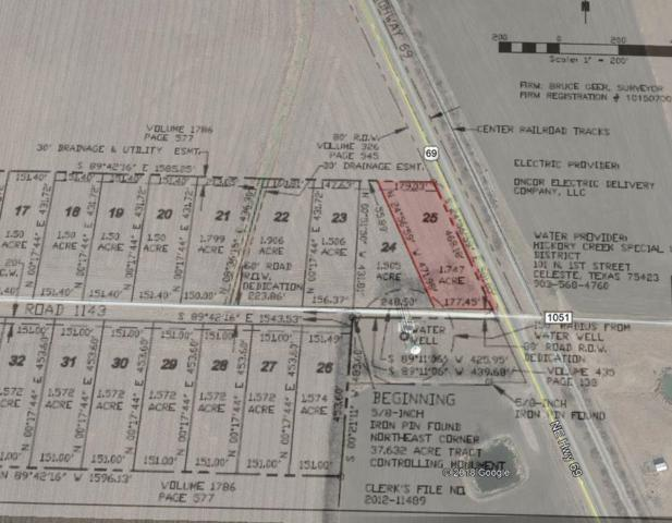 25 County Rd 1143, Leonard, TX 75452 (MLS #13918719) :: The Real Estate Station